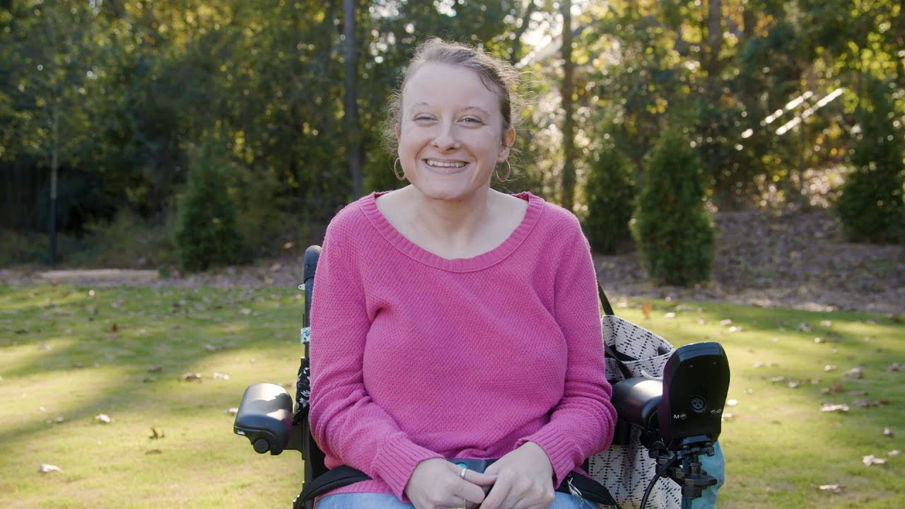 Young adults with physical disabilities find independence