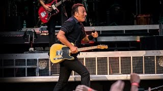Bruce Springsteen - Milano 3.6.2013 - Land of hope and dreams multicam mix full show preview