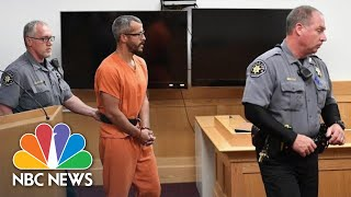 Colorado Man Accused In Wife And Daughters' Murder Appears In Court | NBC News