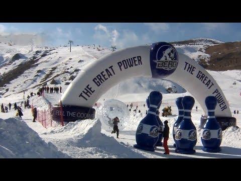 Курорт «Шахдаг» в Азербайджане стал центром зимнего отдыха