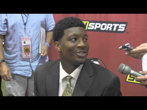 Noles247 Jameis Winston Maryland Post Game
