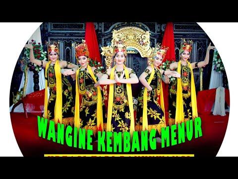Jejer Gandrung KEMBANG MENUR Original GANDRUNG SEWU