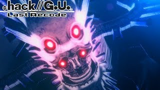 .hack//G.U. Last Recode - Vol.3 Redemption Part 14: Boss: Cubia Alpha and Beta