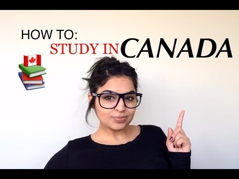 HOW TO | Study In Canada | Apply For Student Visa