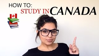 HOW TO | Study in Canada | Apply for Student Visa thumbnail