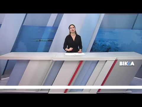 ТРК ВіККА: У Черкасах екскаватор наїхав на легковик