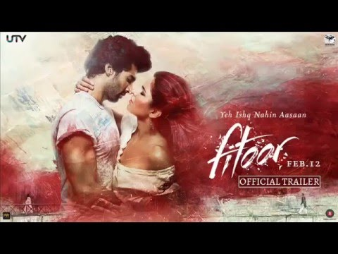 Khwabon Main - Fitoor Movie Love Song By Atif Aslam 2016