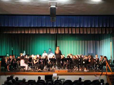 7th and 8th Grade Band  Gettysburg