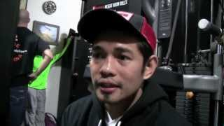 Nonito Donaire wants to fight in Northern California with buddies Guerrero and Ward.