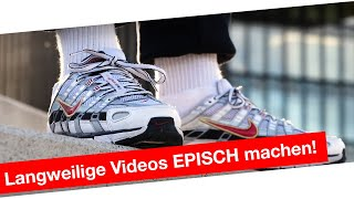 Langweilige Videos EPISCH machen I Fashion Shooting | GetTheShot