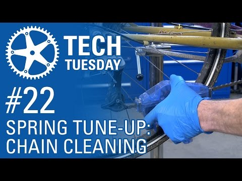 Tech Tuesday #22: Spring Tune-Up - Chain Cleaning