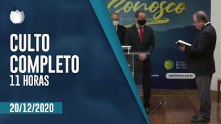 CULTO MATUTINO 11H   Rev Arival Dias Casimiro   Igreja Presbiteriana de Pinheiros   IPP TV