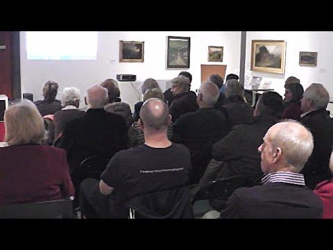 FoNMAG's Evening Talks: Cartoonist, Tim Harries