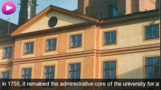 Uppsala University Wikipedia travel guide video. Created by Stupeflix.com