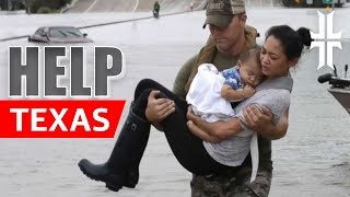 Hurricane Harvey - Victims, Looters, and a Helping Hand