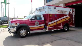 *NEW* Rescue 141 - Orange County Fire Rescue Department