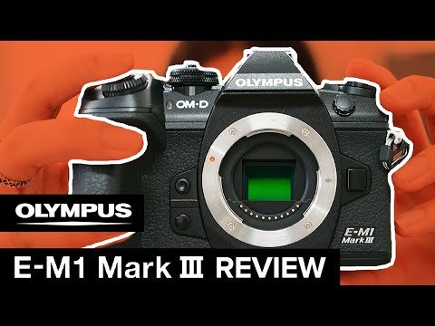 Olympus E-M1 III - Hands-on Review in New Zealand