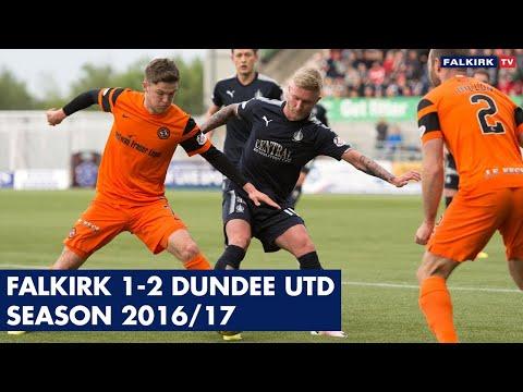 HIGHLIGHTS: Falkirk 1 Dundee United 2