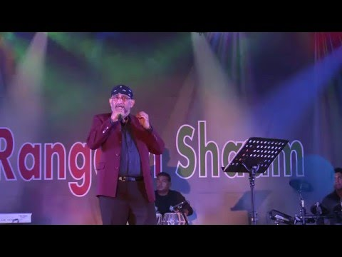 ZINDAGI KI YAHI REET HAI  SIKANDER Live at EK...