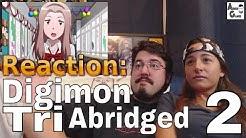 Digimon Tri Abridged Ep. 2: Reaction #AirierReacts