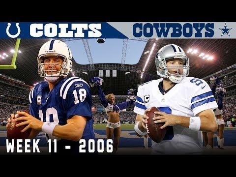 A Romorific Upset! (Colts vs. Cowboys, 2006) | NFL Vault Highlights