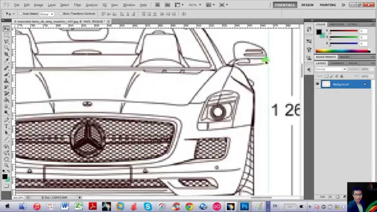 SLS AMG Reconstruction] New Evolution Blueprints Design (CS5 + RTR ...
