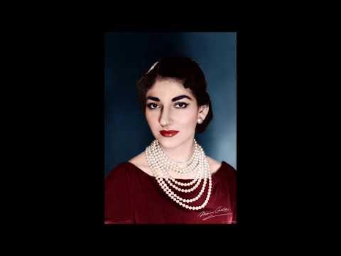 """Maria Callas """"Regnava nel silenzio"""" Lucia di Lammermoor"""