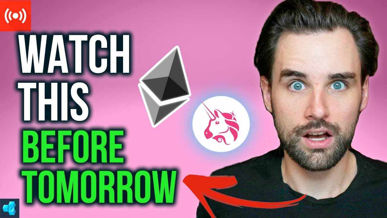 Major Ethereum Update   Watch before Tomorrow