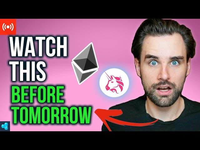 🔴LIVE: Major Ethereum Update | Watch before Tomorrow