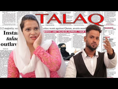 Talaq Hyderabadi Message Short Film    Director By Nowshad Khan   HyderabadiStars