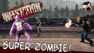 SUPER ZOMBIE ATTACK - Mega Action am Airport! - Infestation