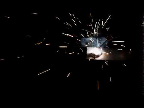 Welding Sparks 02 Black Screen Chroma Key Free With Download