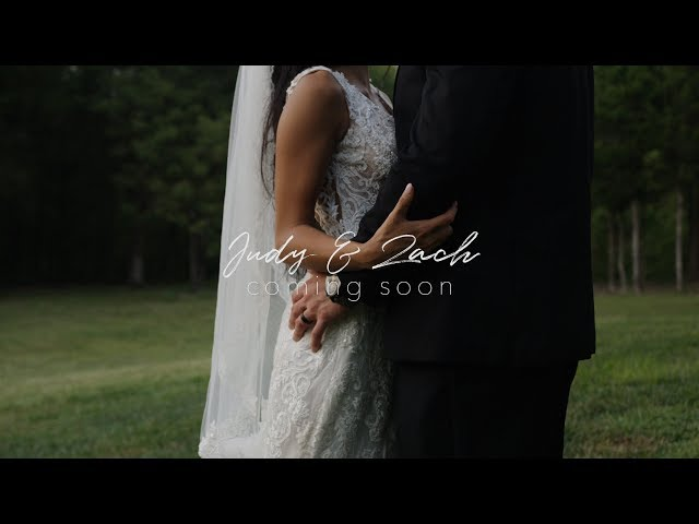 Judy & Zach Wedding Trailer