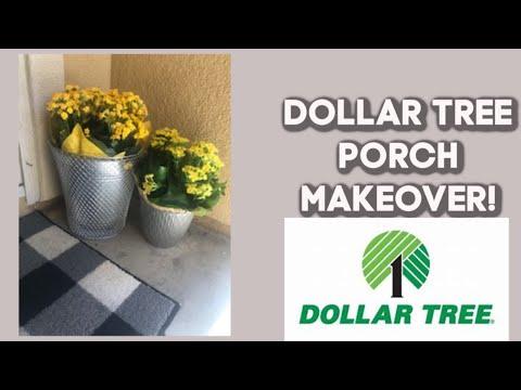 Dollar Tree Fall Decor 2019 | Front Porch Decorating Ideas