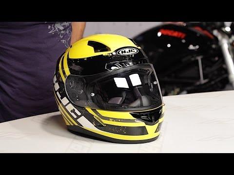 HJC CL-17 Helmet Review at RevZilla.com