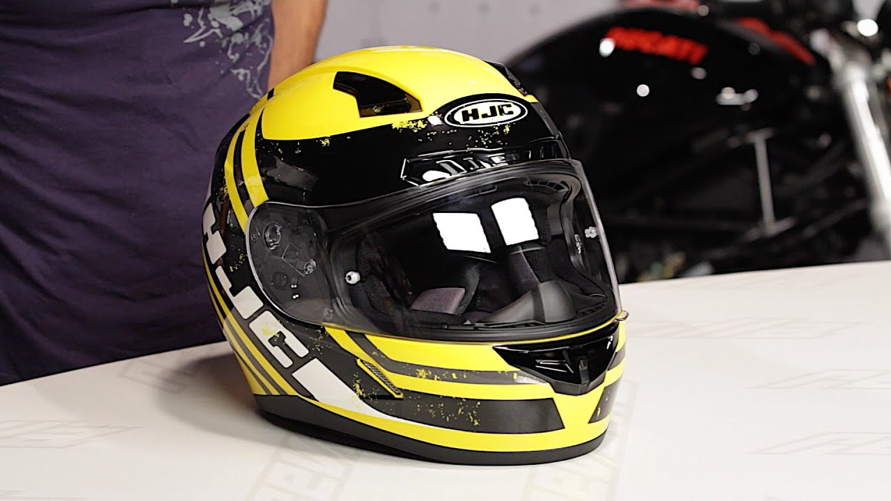 HJC CL-17 Helmet For Round Heads Best Price Guaranteed