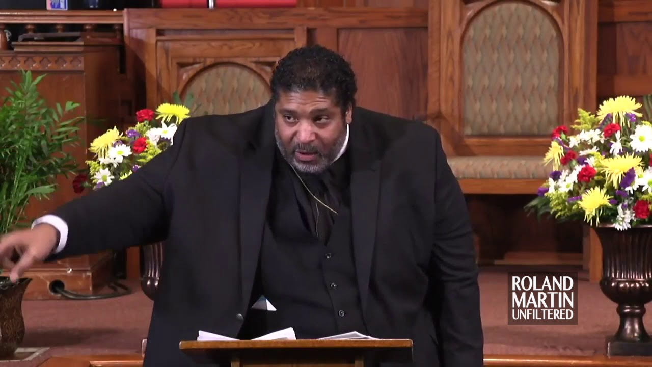 Rev. William Barber | Delivers Masterful History Lesson | Declares 'It's Movement Time Again'