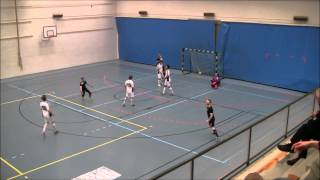 Futsal-liigaa, TPK-Mad max maalikooste 1.2.2015