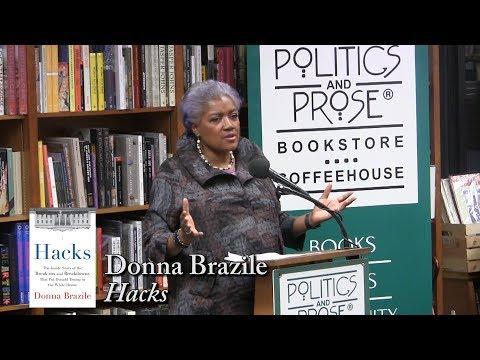 "Donna Brazile, ""Hacks"""