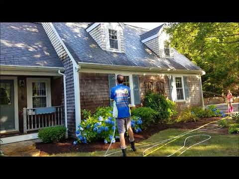 Roof Cleaning Cataumet, Ma