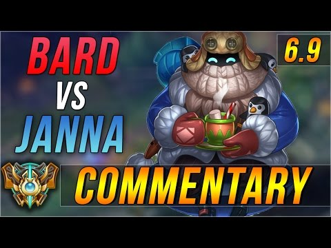 [6.9] Challenger Bard Support Commentary