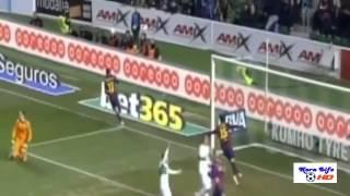 vuclip Elche vs Barcelona 0-6 2015 Goals and Highlights Bein Sport