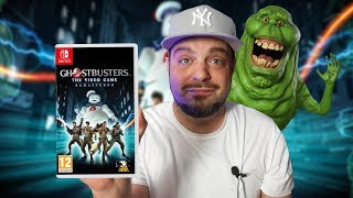 Ghostbusters Remastered for Switch REVIEW - A MUST BUY?