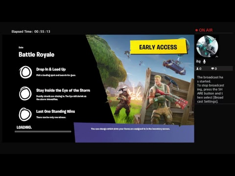 ben-gibson's Live PS4 Broadcast