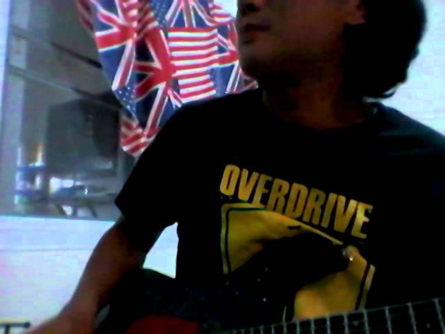 Guitar jing love Rock