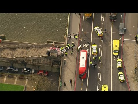 UK's Parliament locked down after gun incident | ABC News