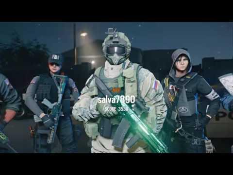 THEHUNTERBIA's Live PS4 Rainbow six siege game play