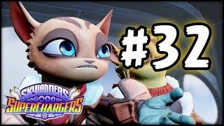 Skylanders SuperChargers - Gameplay Walkthrough - Part 32 - POP Fizz!