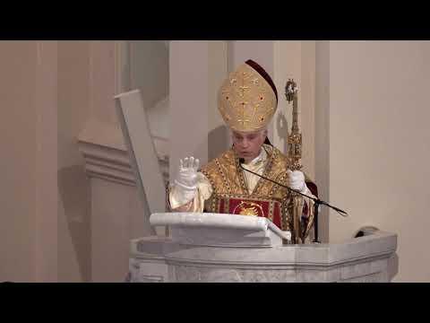 Archbishop Salvatore Cordileone (2019)