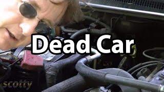 Fixing A Dead Car